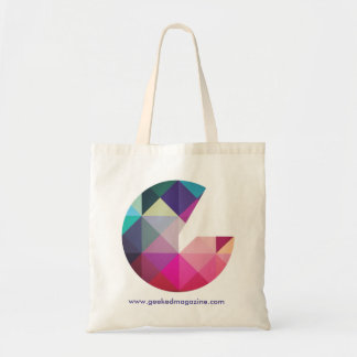 GEEKED Magazine Tote Bag