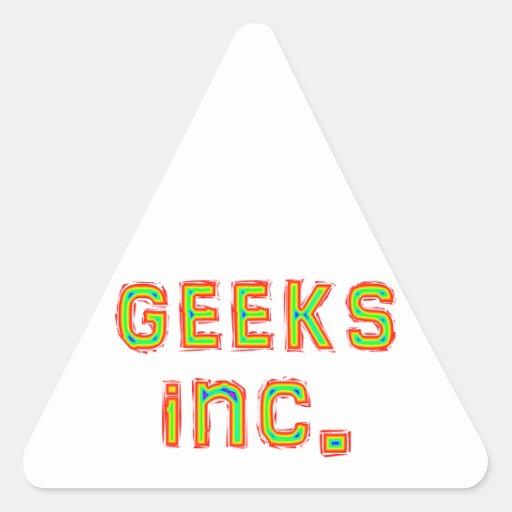 geeks Inc. Sticker