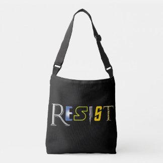 Geeks Resist! Crossbody Bag