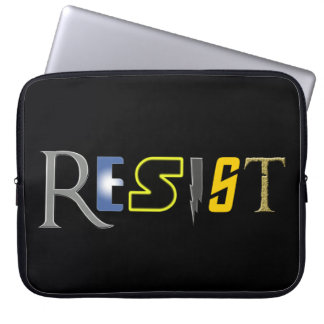 Geeks Resist! Laptop Sleeve