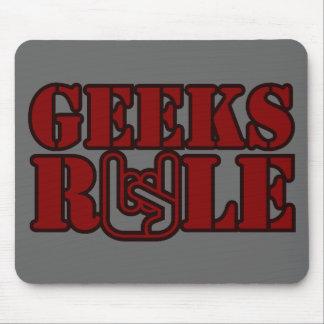Geeks Rule Mouse Pad
