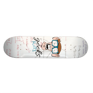 Geeks Unite Skate Decks