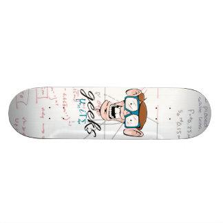 Geeks Unite Skate Board Deck