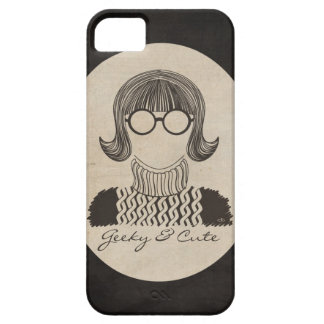 Geeky and Cute iPhone 5 Case