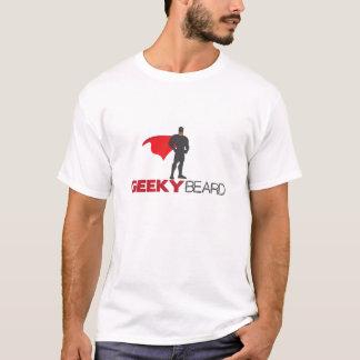 Geeky Beard T-Shirt