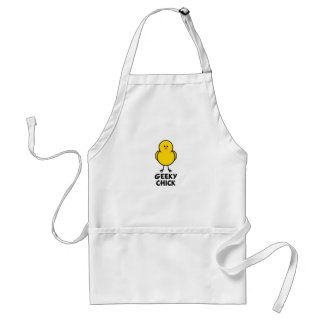 Geeky Chick Aprons