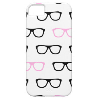 geeky glasses barely there iPhone 5 case