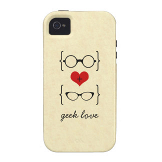 Geeky Glasses iPhone 4 Vibe Case Vibe iPhone 4 Cases