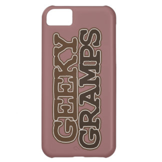Geeky Gramps iPhone 5C Covers