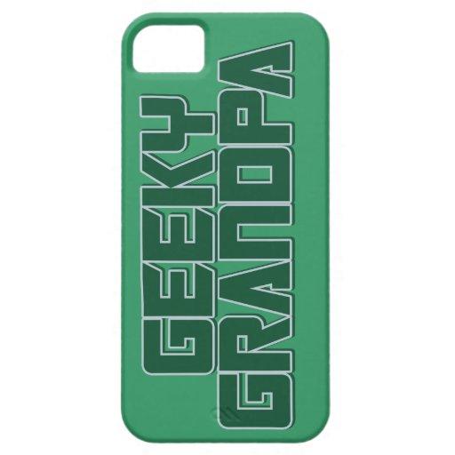 Geeky Grandpa iPhone 5 Case