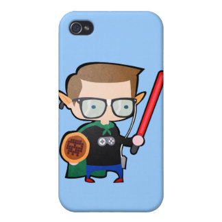 Geeky iPhone 4/4S Cover