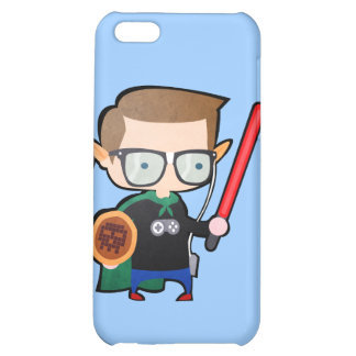 Geeky iPhone 5C Case