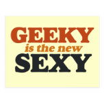 Geeky is the New Sexy