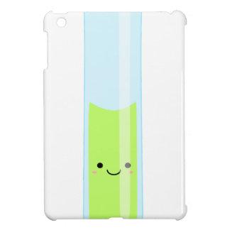 Geeky kawaii test tube case for the iPad mini