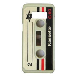 Geeky nerdy 1980s cassette retro cassette tape Case-Mate samsung galaxy s8 case