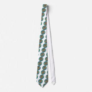 Geeky Tiki Tie