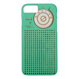 Geeky Transistor Radio iPhone 8/7 case