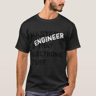 Geeky Tshirts Electronics Techs Technology STEM