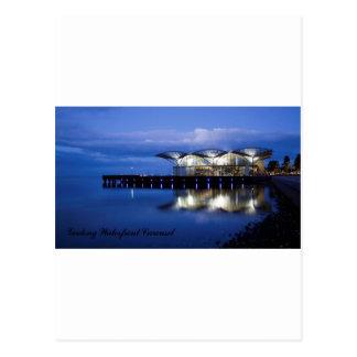 Geelong Waterfront Carousel Postcard