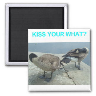Geese Magnet