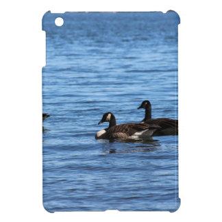 Geese on Lake iPad Mini Cases