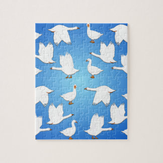 Geese Puzzle