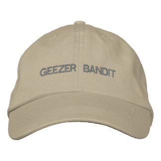 GEEZER BANDIT HAT
