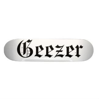 Geezer Skateboard