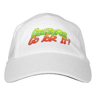 Geezers Go for it Hat