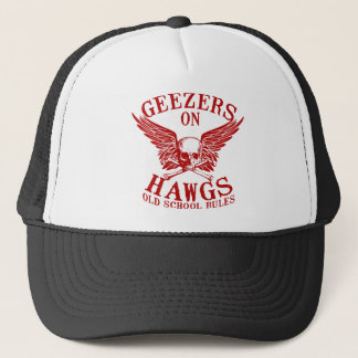 Geezers Rule Trucker Hat