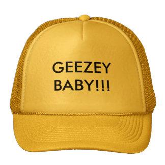 GEEZEY MESH HATS