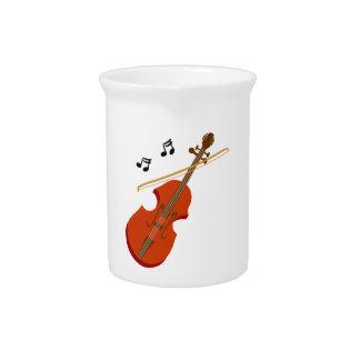 Geige Violine violin Pitcher