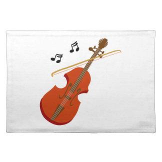 Geige Violine violin Placemat