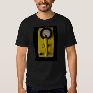 Geiger counter tshirts