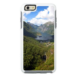 Geiranger Fjord landscape, Norway OtterBox iPhone 6/6s Plus Case