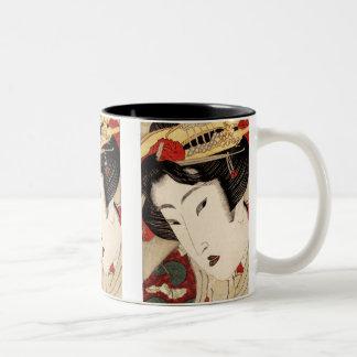 """""""Geisha 1"""" Mug"""