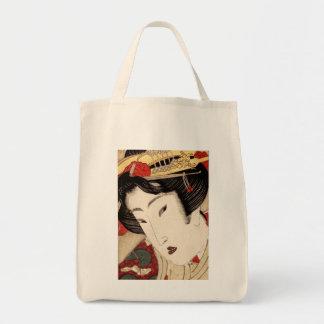 Geisha 1 tote bag