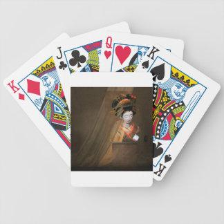 GEISHA 3 BICYCLE PLAYING CARDS
