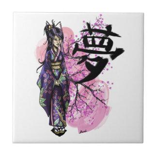 Geisha Ceramic Tile