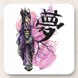 Geisha Coaster