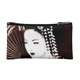 Geisha Cosmetic Bag