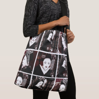 Geisha Crossbody Bag