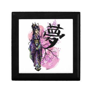 Geisha Gift Box