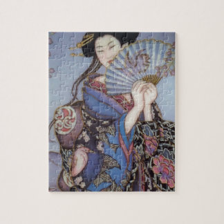 Geisha Girl Puzzle