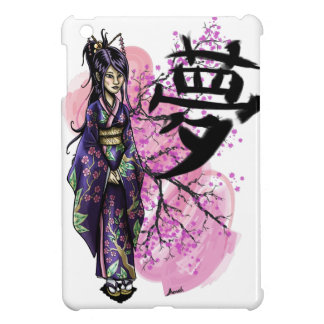 Geisha iPad Mini Cover