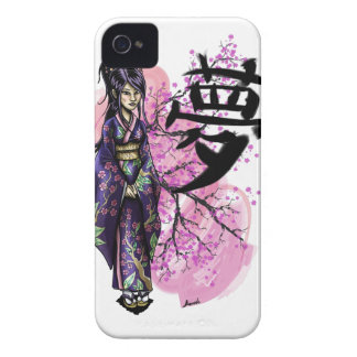 Geisha iPhone 4 Covers