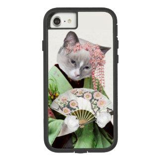 Geisha Kitten Postage IPhone Case