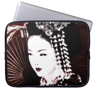 Geisha Laptop Sleeve