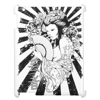 Geisha Love iPad/iPad Mini, iPad Air Case iPad Case