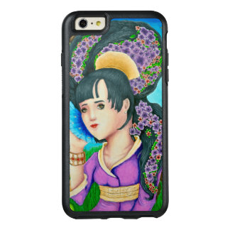 Geisha of the Forest OtterBox Case